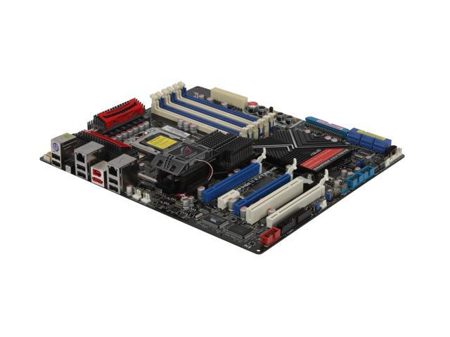 ASUS Rampage II Extreme ATX Intel Motherboard