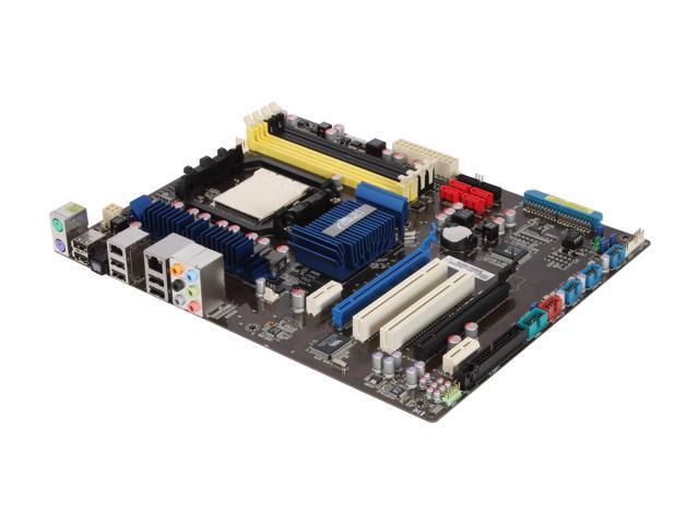 ASUS M4N72-E ATX AMD Motherboard