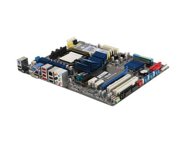 ASUS M4A78-E ATX AMD Motherboard