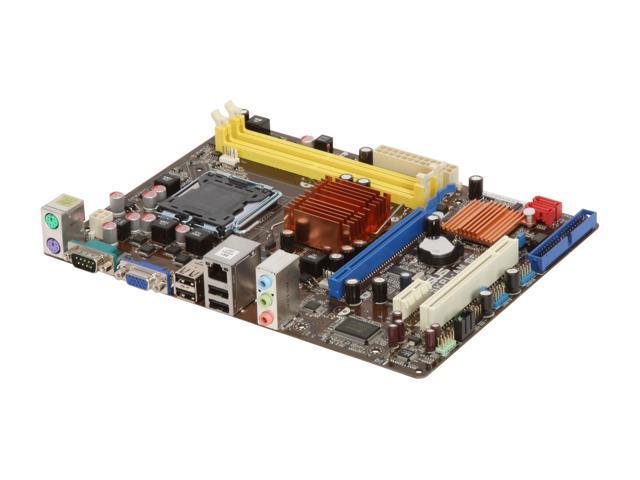 ASUS P5KPL-AM SE Intel Motherboard