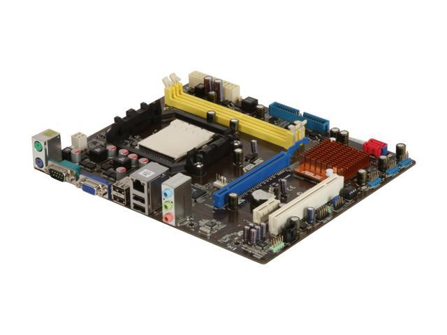 Asus M2n68 Am2 Nv Geforce 7025    Nforce 630a