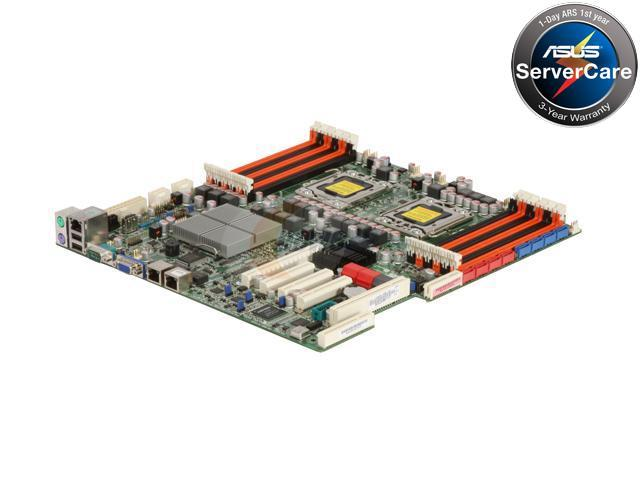 ASUS Z8NR-D12(ASMB4-IKVM) Dual LGA 1366 Intel 5500 Tylersburg SSI EEB 3.61 Dual Intel Xeon 5500 and 5600 Series w/ Remote Management Server Motherboard
