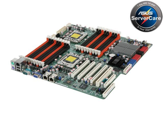 ASUS Z8PE-D18(ASMB4-IKVM) Dual LGA 1366 Intel 5520 SSI EEB 3.61 Dual Intel Xeon 5500 and 5600 Series Server Motherboard