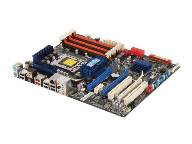 ASUS P6T SE LGA 1366 Intel X58 ATX Intel Motherboard