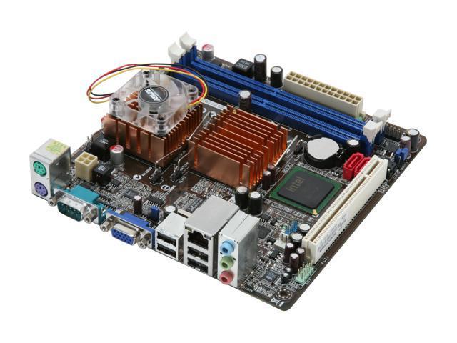 ASUS ITX-220 Celeron 220 onboard M Intel 945GC Mini ITX Motherboard/CPU Combo