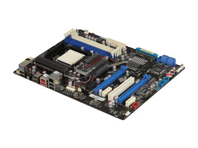 ASUS Crosshair III Formula AM3 AMD 790FX ATX AMD Motherboard