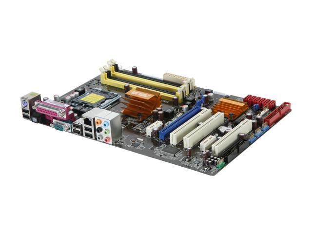 ASUS P5QL/EPU LGA 775 Intel P43 ATX Intel Motherboard