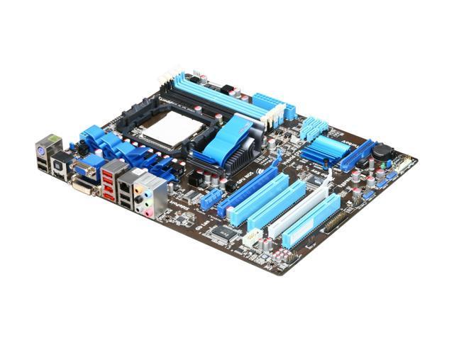 ASUS M4A785TD-V EVO AM3 AMD 785G HDMI ATX AMD Motherboard