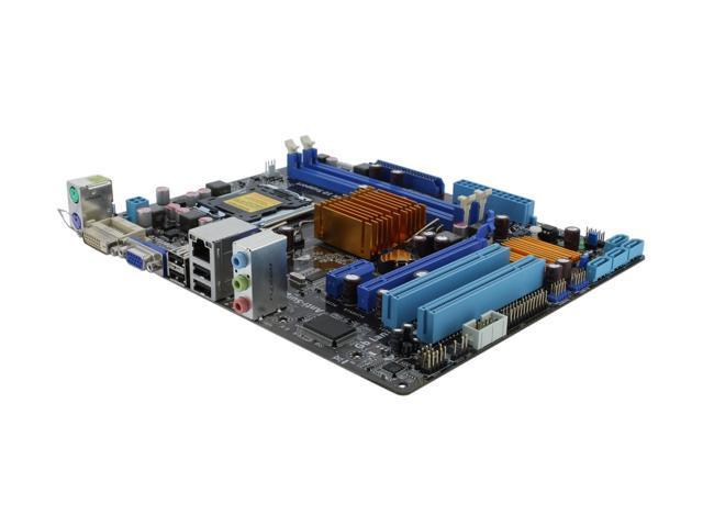 ASUS P5G41-M LE/CSM LGA 775 Intel G41 Micro ATX Intel Motherboard