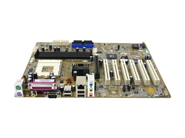 ASUS A7V8X-X ATX AMD Motherboard
