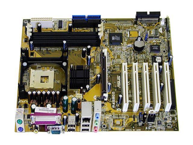 ASUS P4S800 478 SiS 648FX ATX Intel Motherboard