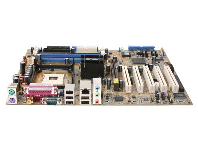 ASUS P4C800-E Deluxe ATX Intel Motherboard