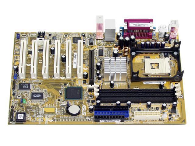 ASUS P4PE-X 478 Intel 845PE ATX Intel Motherboard
