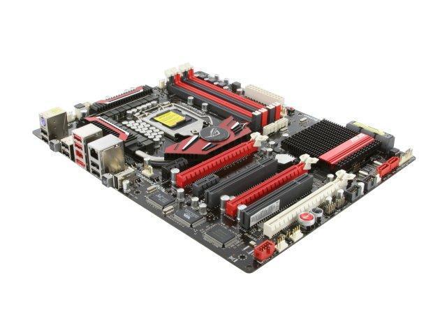 ASUS Maximus III Formula ATX Intel Motherboard