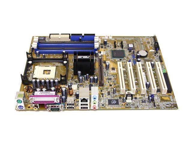 ASUS P4P800SE 478 Intel 865PE ATX Intel Motherboard