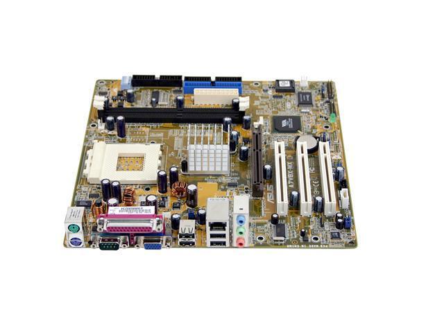 Asus a7v8x-mx se motherboard