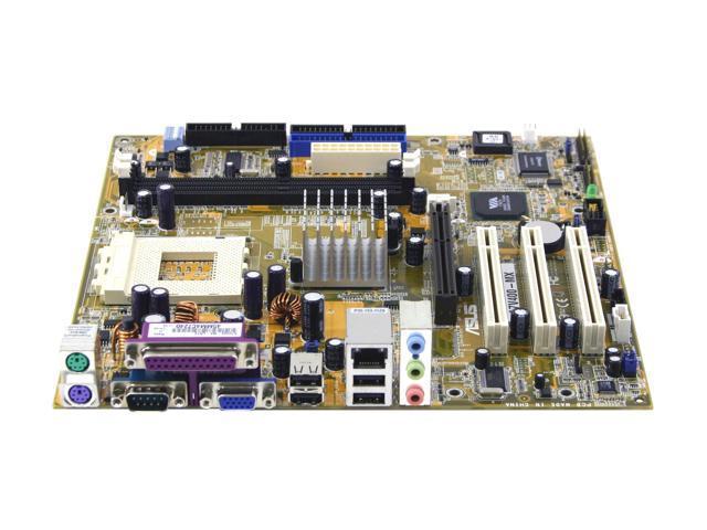 ASUS A7V400-MX 462(A) VIA KM400A Micro ATX AMD Motherboard