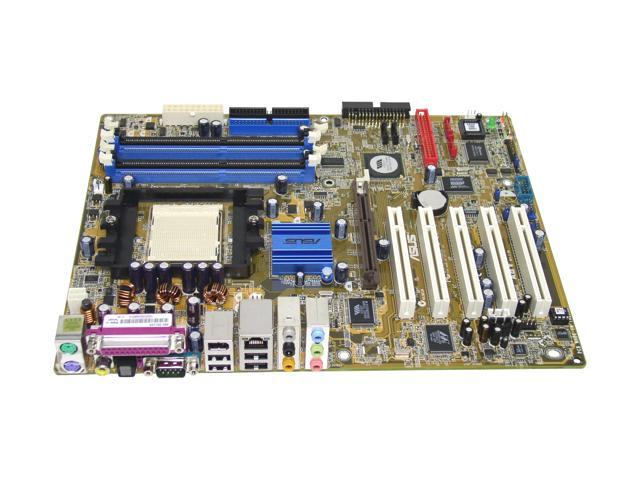 ASUS A8V DELUXE ATX AMD Motherboard