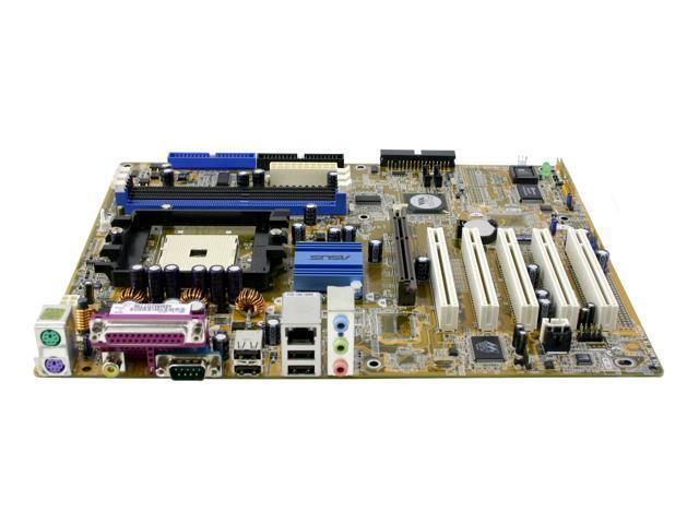 ASUS K8V-X 754 VIA K8T800 ATX AMD Motherboard
