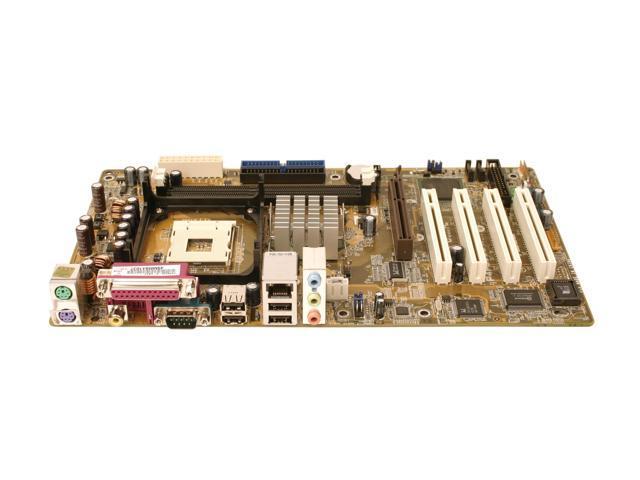 ASUS P4P800S-X ATX Intel Motherboard