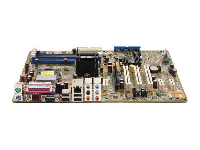 ASUS P5GPL ATX Intel Motherboard
