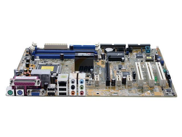 ASUS P5RD1-V LGA 775 ATI Radeon Xpress 200 ATX Intel Motherboard