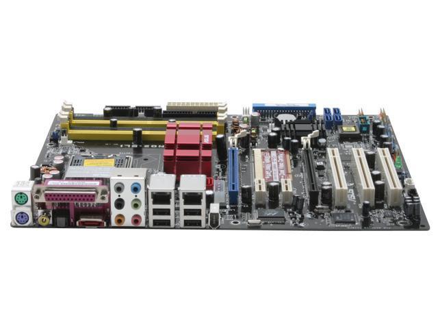 ASUS P5ND2-SLI Deluxe ATX Intel Motherboard