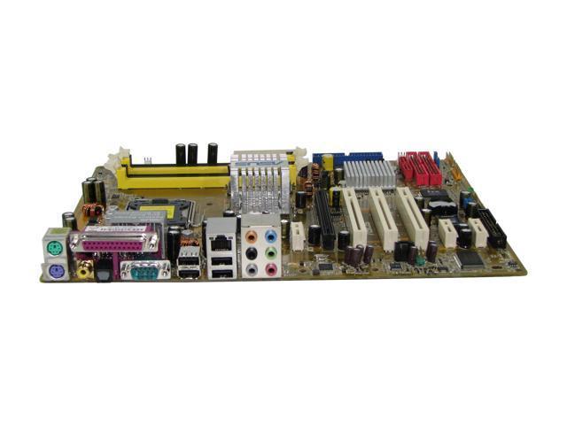 ASUS P5LD2 LGA 775 Intel 945P ATX Intel Motherboard