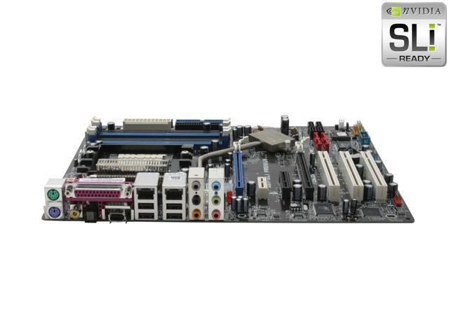 ASUS A8N-SLI Premium ATX AMD Motherboard