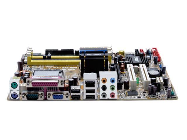 ASUS P5LD2-VM Micro ATX Intel Motherboard