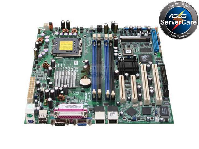 ASUS P5MT-M Micro ATX Server Motherboard LGA 775 Intel E7230 DDR2 667