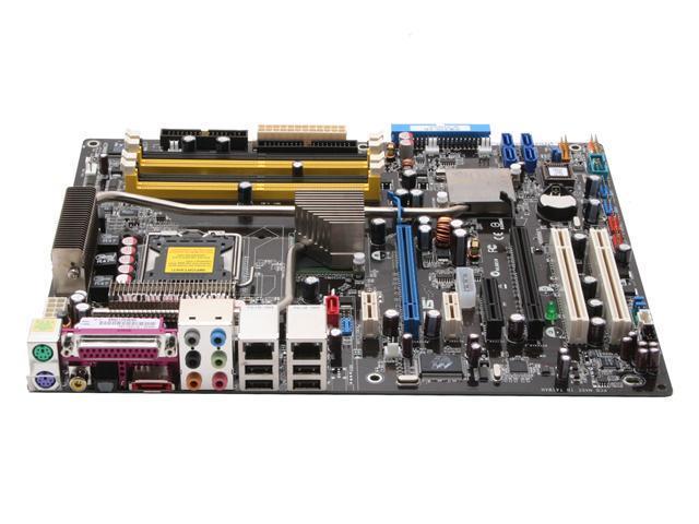 ASUS P5N32-SLI Deluxe ATX Intel Motherboard