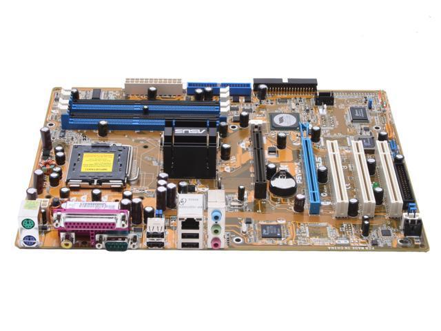 ASUS P5VD1-X ATX Intel Motherboard
