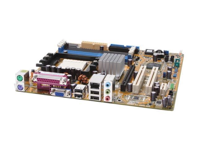 ASUS A8N-VM Micro ATX AMD Motherboard