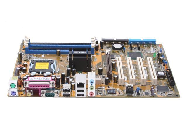 ASUS P5P800 SE LGA 775 Intel 865PE ATX Intel Motherboard