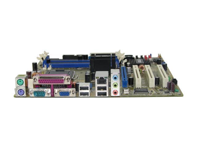 Asus P5GV-MX User Manual
