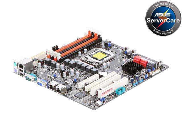 ASUS P7F-M Micro ATX Server Motherboard