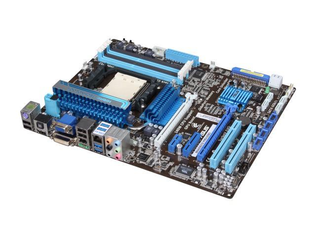 ASUS M4A89GTD PRO/USB3 AM3 AMD 890GX SATA 6Gb/s USB 3.0 HDMI ATX AMD Motherboard