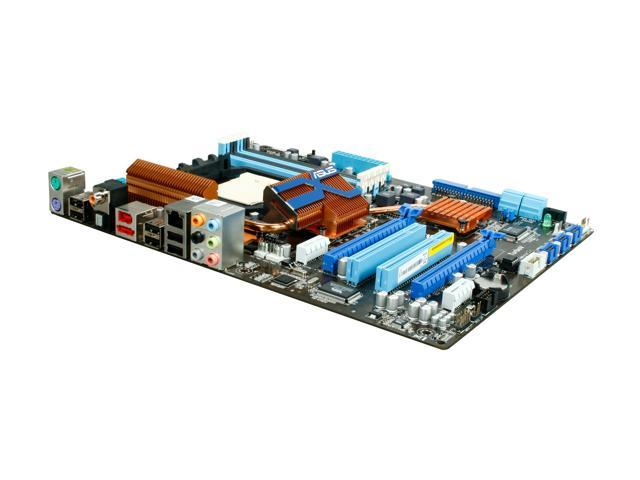 ASUS M4N98TD EVO AM3 NVIDIA nForce 980a SLI ATX AMD Motherboard