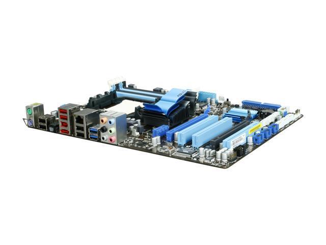 ASUS M4A87TD EVO AM3 AMD 870 SATA 6Gb/s USB 3.0 ATX AMD Motherboard