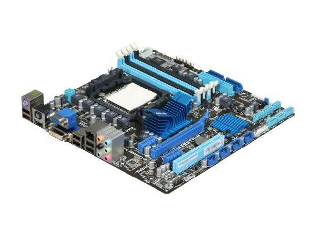 ASUS M4A88TD-M Micro ATX AMD Motherboard