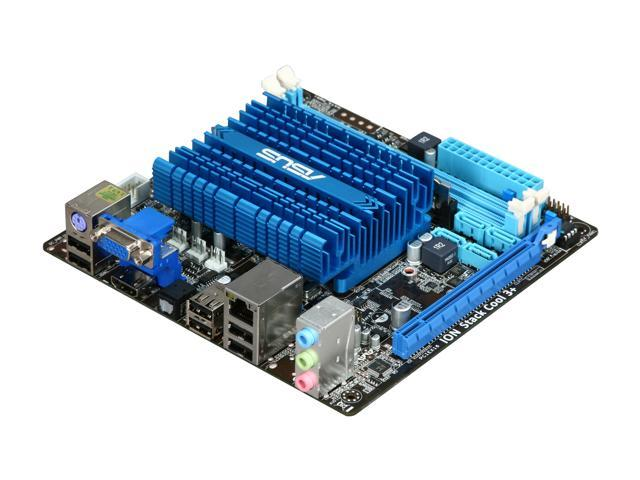 ASUS AT3IONT-I Intel Atom 330 Mini ITX Motherboard/CPU Combo