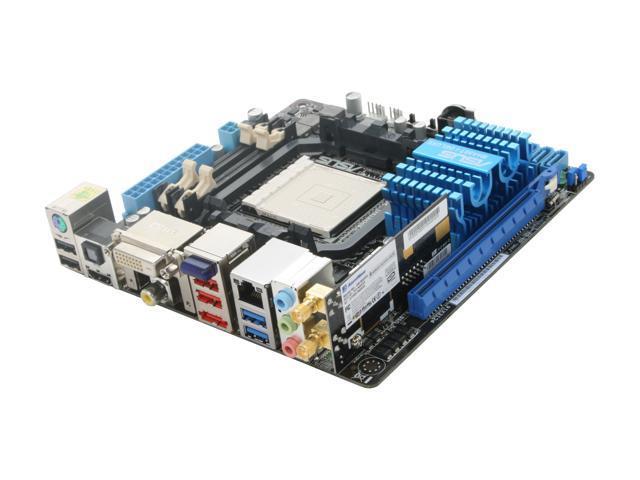 ASUS M4A88T-I Deluxe AM3 AMD 880G USB 3.0 HDMI Mini ITX AMD Motherboard