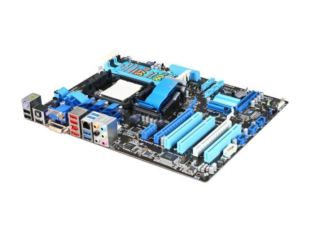 ASUS M4A88T-V EVO/USB3 AM3 AMD 880G USB 3.0 HDMI ATX AMD Motherboard