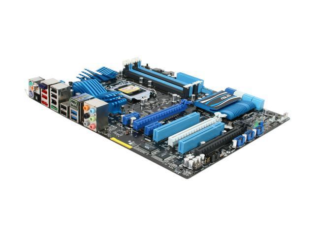 ASUS P8P67 PRO ATX Intel Motherboard