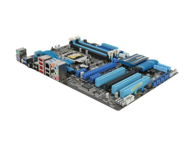 ASUS P8P67 LE (REV 3.0) LGA 1155 Intel P67 SATA 6Gb/s USB 3.0 ATX Intel Motherboard