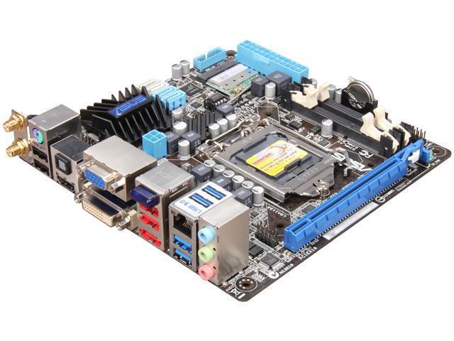 ASUS P8H67-I DELUXE (REV 3.0) Mini ITX Intel Motherboard