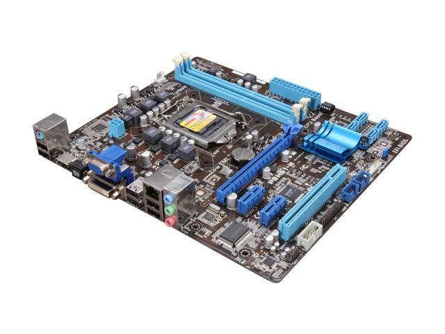 Asus H61 Motherboard