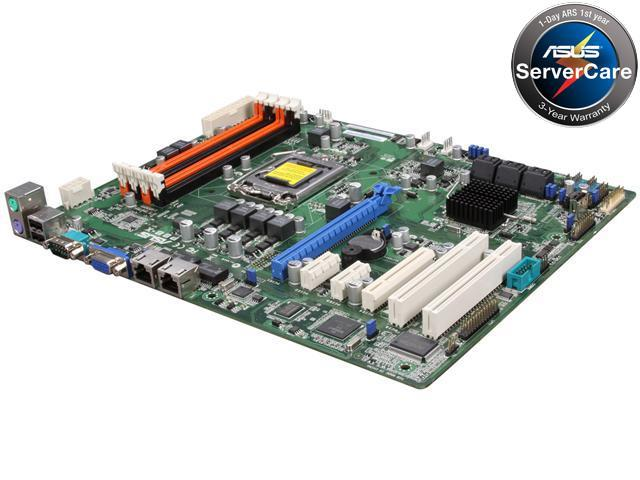 ASUS P8B-X LGA 1155 Intel C202 ATX Intel Xeon E3 Server Motherboard