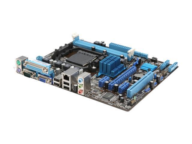 ASUS M5A78L-M LX Micro ATX AMD Motherboard